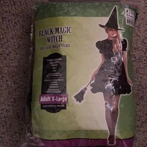 Black Magic Witch Women's Costume